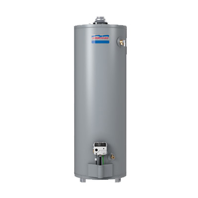 American Water Heaters GU61-40T40 40 Gallon Ultra-Low NOx Natural Gas Water Heater