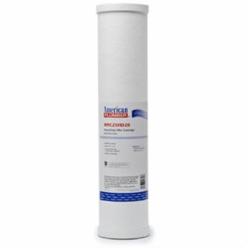 American Plumber WRC25HD20 Whole House 20-inch Heavy Duty Filter Cartridge