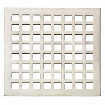California Faucets 9172-A Mission Styledrain Trim Grid Only - Satin Nickel