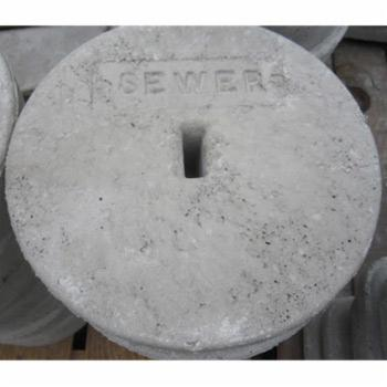 IR Round Concrete Sewer Cover