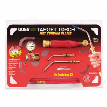 GOSS KX-6MC Acetylene Target Torch Turbine Flame Kit