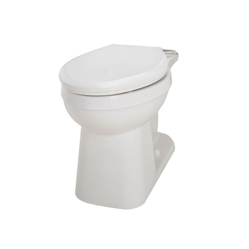 Gerber AB-21-828 Avalanche Elite Elongated Toilet Bowl Only - White