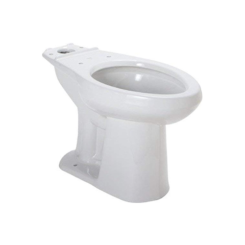 Gerber UF-21-342 Ultra Flush Round Front Toilet Bowl Only - White