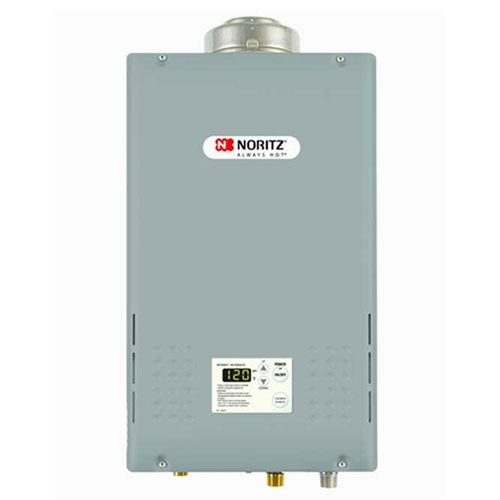 Noritz NC199-DVC-NG Concentric Direct Vent Natural Gas Commercial Tankless Water Heater