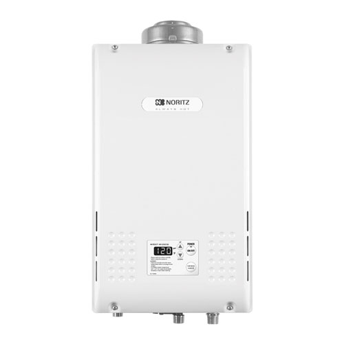 Noritz NR83-DVC 180,000 btuh Natural Gas Tankless Water Heater