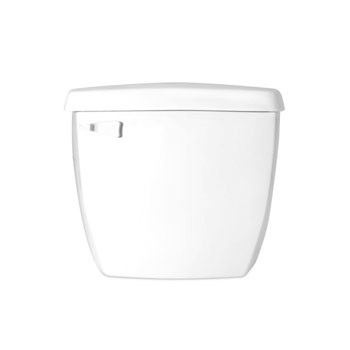 Saniflo 005 Insulated Tank C/S With Fill And Flush Valves Toilet Tank - White