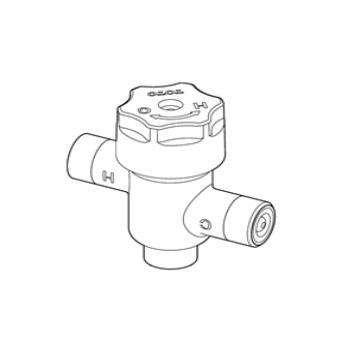 Toto TLT10 Thermostatic Mixing Valve