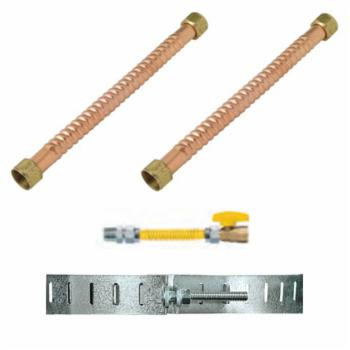 Gas Water Heater Kit