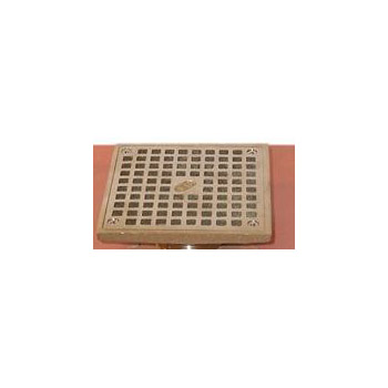 Thunderbird Products A-SQ Commercial Top Grate Only